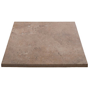 Marshalls Symphony Smooth Paving Project Patio Pack Umber - Sample