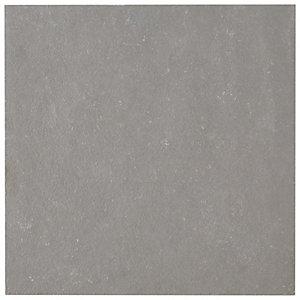 Marshalls Limestone Textured Black Multi Paving Slab 600 x 600 x 22mm - Pack of 38