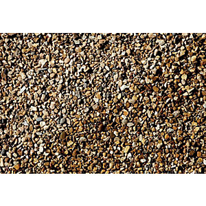 Image of Wickes York Gold Stone Chippings - Major Bag