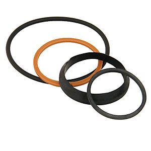 FloPlast TK40 Replacement Trap Seal Kit - 40mm Pack of 4