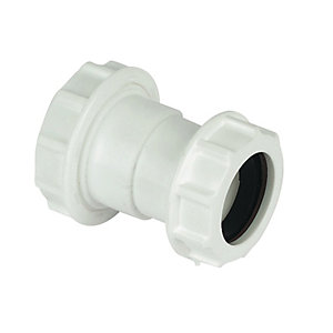 FloPlast WC38 Unicom Compression Reducer - 40mm x 32mm
