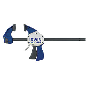 Irwin 10505943 XP Heavy Duty Bar Clamp / Spreader - 12in