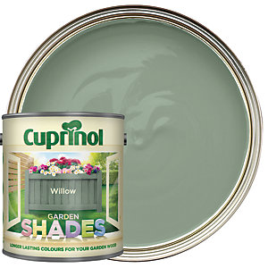 Cuprinol Garden Shades Matt Wood Treatment - Willow 1L