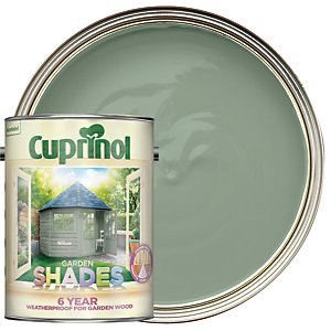 Cuprinol Garden Shades Matt Wood Treatment - Willow 5L