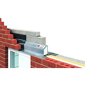 Image of IG Ltd 95-100mm Steel Cavity Wall Lintel - 1200mm