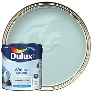 Dulux - Mint Macaroon - Matt Emulsion Paint 2.5L