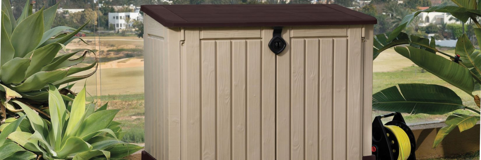 Keter Store It Out Midi 2 x 4ft