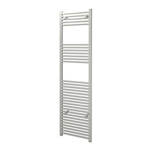 Kudox Straight Towel Radiator - White 500 x 1800 mm