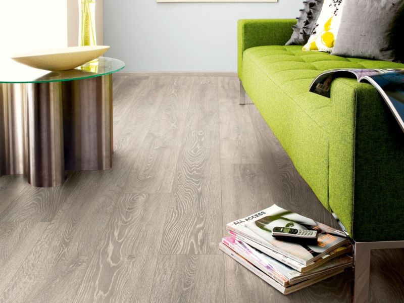 Shimla Grey Oak Laminate Flooring