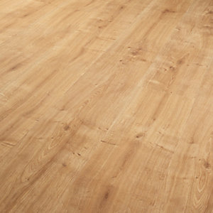 Wickes Sevilla Oak Laminate Flooring - 2.46m2 Pack