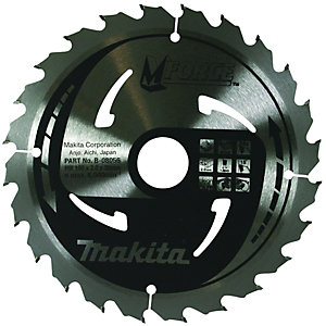 Makita B-08056 M-force 24 Teeth Circular Saw Blade - 190 x 30mm