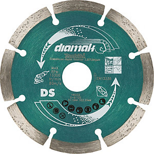 Makita D-61123 Diamak General Purpose Diamond Blade - 115mm
