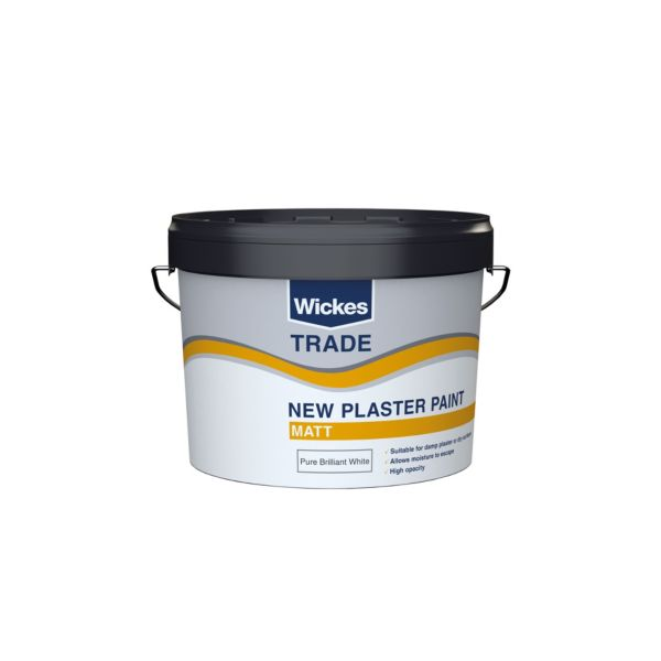 Trade Emulsion Paint PBW 10L