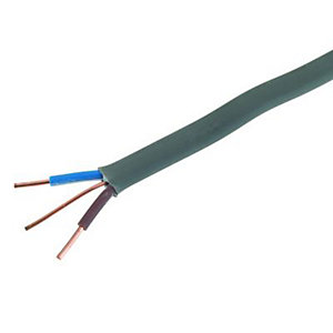 Wickes Twin & Earth Cable - 2.5mm2 x 7.5m