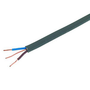 Wickes Twin & Earth Cable - 1mm2 x 7.5m