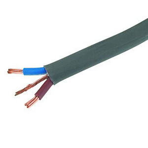 Wickes Twin & Earth Cable - 10mm2 x 16.5m