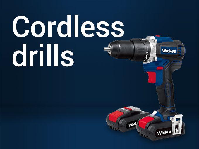 Wickes Cordless Drills