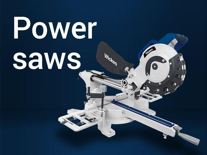 Wickes Power Saws