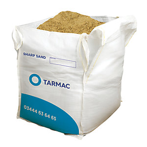 Tarmac Sharp Sand - Jumbo Bag