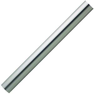 Wickes Brushed Finish Handrail - 40 x 2.4m