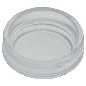 Wickes Castor Wheel Cup - 45mm Pack of 4