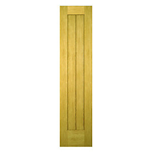 Wickes Geneva Oak Cottage Internal Cupboard Door - 1981mm x 457mm