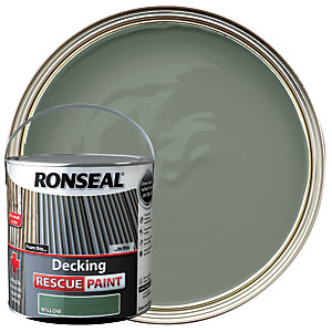 Ronseal Rescue Decking Paint - Willow 2.5L