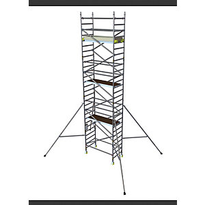BoSS Clima 3T Access Tower 0.85m (W) x 1.8m (L) 5.7m Platform Height