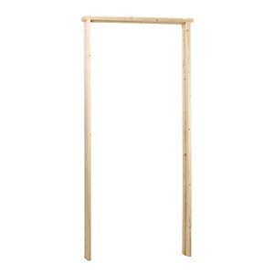Wickes Softwood Internal Door Lining for 762 & 838mm Doors 27.5 x 132mm x 2.01m