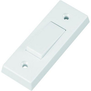 Wickes Architrave Lightswitch 1 Gang