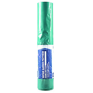 Wickes Green Polythene Vapour Barrier - 2.5 x 20m