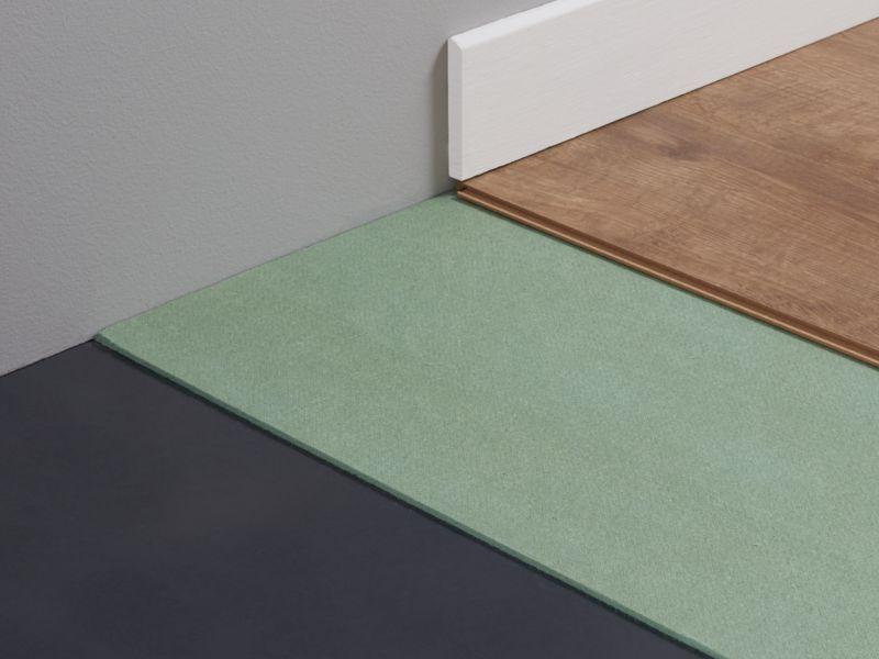 Wickes Wood Fibre Laminate & Wood Flooring Underlay - 10.03m2 Pack