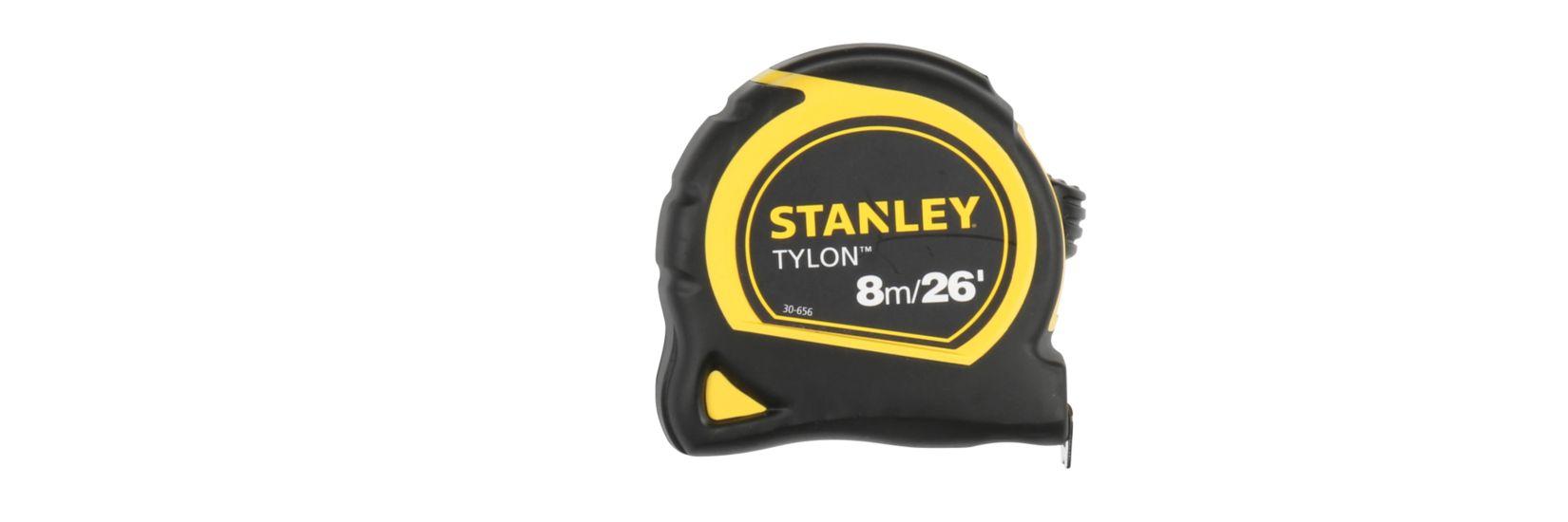 Stanley 1-30-656 Tylon Tape Measure - 8m