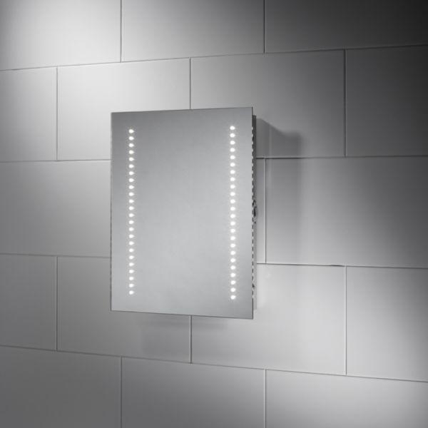 Wickes Malmo LED Bathroom Mirror - 390mm