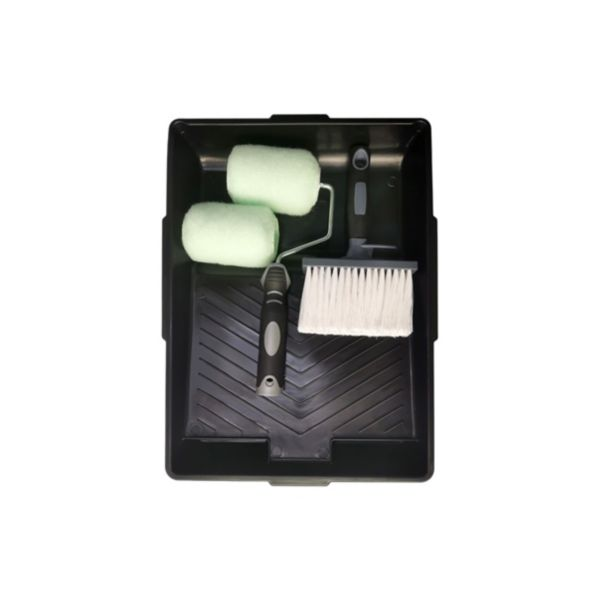 Exterior Rollers & Trays