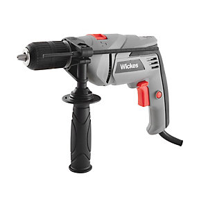 Wickes Corded Hammer Drill - 710W