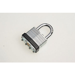 Wickes Laminated Padlock - 40mm