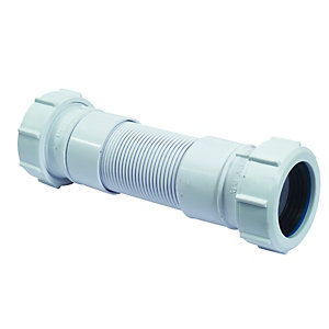 McAlpine Flexcon3 Flexible Pipe Connector - 32 x 250mm