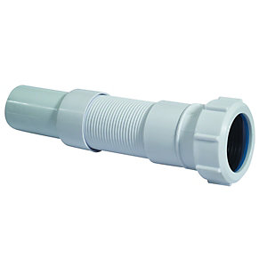 McAlpine Flexcon5 Flexible Pipe Connector - 32 x 457mm