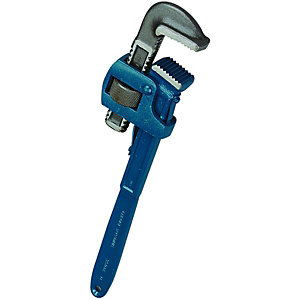 Wickes Adjustable Pipe Wrench - 350mm