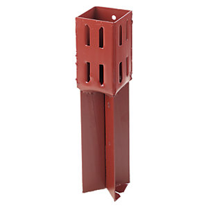 Wickes Concrete Fence Post Support for Posts - 75 x 75mm