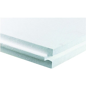 Wickes T & G Polystyrene Insulation Board EPS 70E - 1200mm x 450mm x 50mm