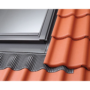 VELUX EDJ Recessed Tile Roof Window Flashing