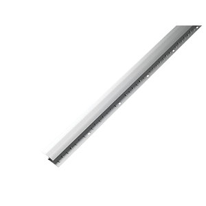 Wickes Carpet To Laminate Joint Trim Silver - 900mm