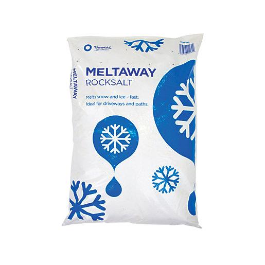 Tarmac Meltaway Rock Salt Large Bag