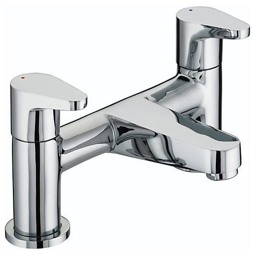 Bristan Quest Chrome Bath Filler Tap