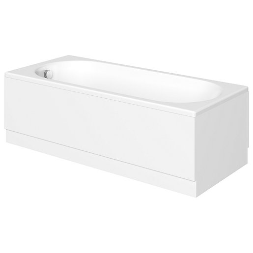Wickes Forenza 6 Jet Single Ended Reinforced Whirlpool
