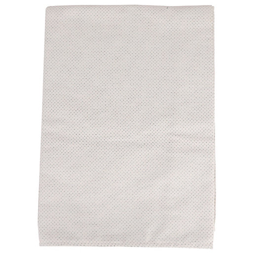 Cotton Non Slip Safety Drop Cloth / Dust