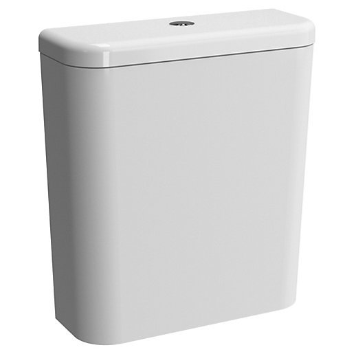 Holkham Easy Clean Rimless Toilet Cistern - Box