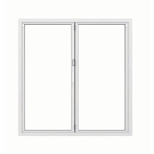 JCI Aluminium Bi-Fold Door Set White Right Opening